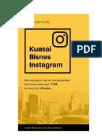 E Book Kuasai Bisnes Instagram