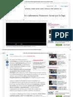 CASO JUANA RIVAS_ Juana Rivas, Obligada a Indemnizar Francesco Arcuri Por La Fuga Con Sus Hijos