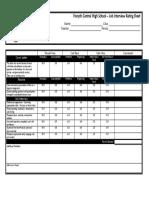 hs student rating sheet 2017 lambert