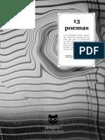 13 poemas - Tito Manfred.pdf