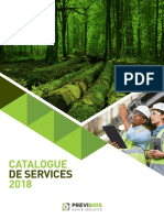 Catalogue de Service Web