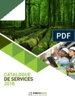 Catalogue de Service Web