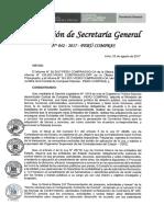 8 UITresolucion Secretaria General 042 2017