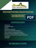 Metodologia gerencial de la planta de abono organico - Presentación.pptx