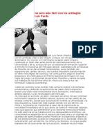 El Aprendizaje No Será Más Fácil Con Los Artilugios Digitales, Jose Luís Pardo