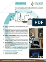ONE PAGER DES HUMANOS Biodigestores Sistema Biobolsa 2016