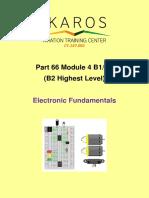 Module 4 - B2 Electronic Fundamentals