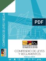 Compendio de leyes y reglamentos CFIA 2014 1.pdf