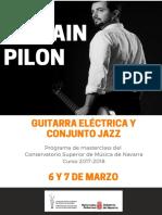 Guitarra Pilon
