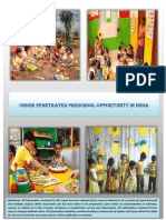 Under Penetrated Preschool Opportunity in India