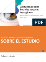 Ipsos Report - Transgender Global Data Chile