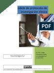 Modelo Protocolo de investigación clinica