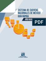 Sistema de Cuentas Nacionales de México