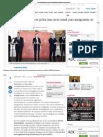 Los Socialistas Daneses Piden Una Cuota Anual Para Inmigrantes No Occidentales