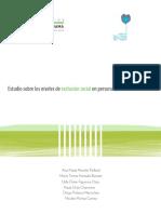 (2016) Exclusion Social en Carcel, Paz Ciudadana