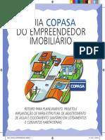 Guia Empreendedor Imobiliario - COPASA