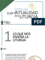 Espiritualidad de La Liturgia - Retiro-Taller