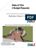 Lorain County Capital Requests