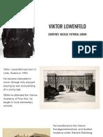 victor lowenfeld presentation