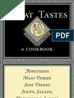 Cookbook - Great Tastes.pdf