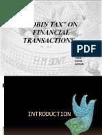 Tobin Tax