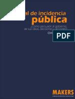 Manual de Incidencia Pública