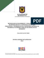 Estrategia de Enfoque Poblacional y Diferencial de La Secretaria Distrital de Desarrollo Economico-1
