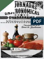 Jornadas Gastronomicas 2018