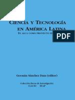 dazaccia Ciencia y tecnologia en Améroca latina