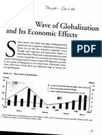 New Wave of Globalization and Its Economic Effects