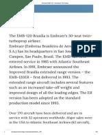Embraer EMB-120 - Avionics - 01