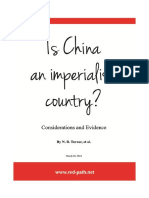 Is China an Imperialist Country