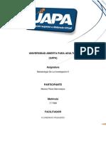 Metodología De La Investigación II Tarea 5.docx