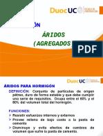 HORMIGON (Aridos)
