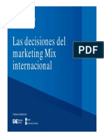 Decisiones Marketing Mix Internacional P9