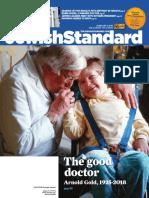 Jewish Standard, February 9, 2018
