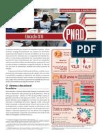 PNAD - Eduacação - 2016