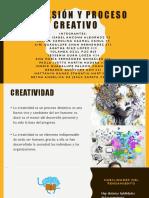 Expresión y Proceso Creativo