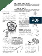 Aquatic Plant Identifier