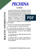 Boletin 1 EL AGUA