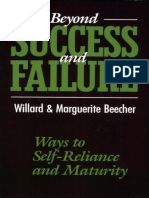 Beyond Success and Failure_ Way - Willard Beecher