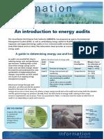 introduccion a las auditorias energeticas inglés