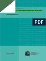 Microcrédito y Crecimiento Regional en El Perú