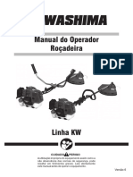 Rocadeira Linha KW V6