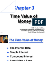3.Time Value of Money