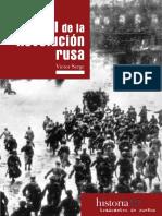 El año 1 de la revolución rusa