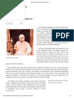 Bhaktivinoda Thakura _ Gaudiya History