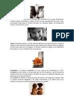 Diccionario de Amistad