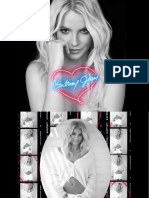 Britney Spears Digital Booklet Britney Jean Deluxe