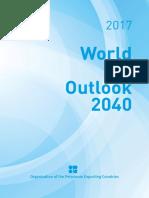 World Oil Outlook 2017